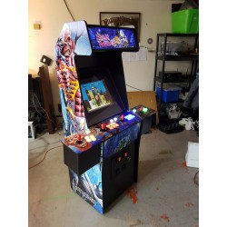 4 Player Arcade Machine - Mancave Model