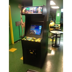 2 Player Stand-up Arcade Machine - Mancave Model