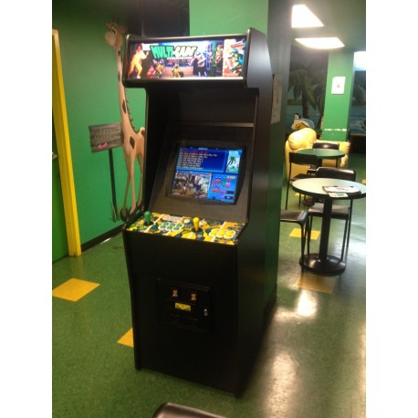 2 Player Arcade Machine Commercial Model Arcade Time