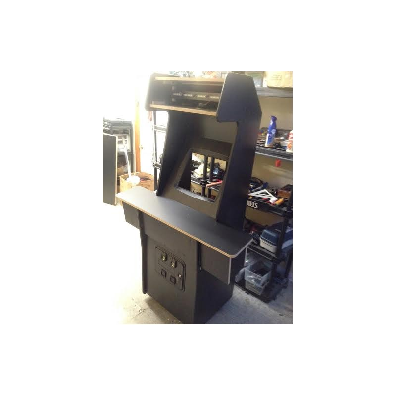 What Does Cnc Stand For >> DIY Kits - 4 Player Stand-up - Arcade Time Machine ...