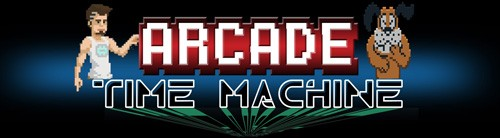 Arcade Time Machine - Custom Arcade Machines