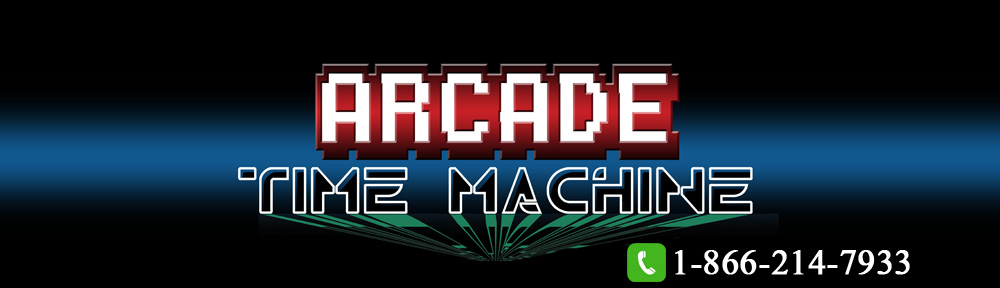 Custom Arcade Machines Vancouver – Arcade Time Machine